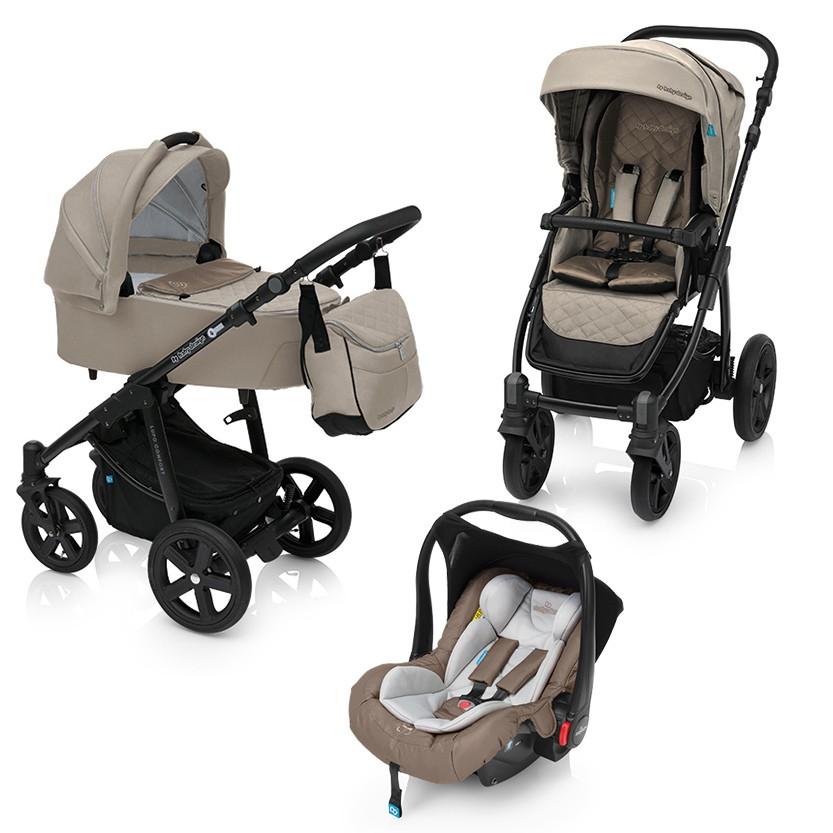 Baby Design Lupo Comfort 3 1 multifunkciós babakocsi - 09 Beige 2018 ... fb676b9b21